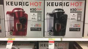 target black friday 2017 keurig keurig k15 coffee makers as low as 49 84 at target save over