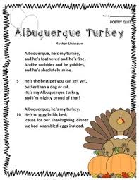 albuquerque turkey poem and quiz by libby black tpt