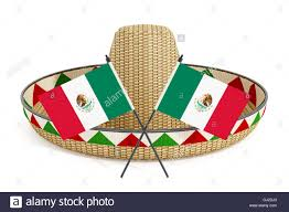 Mexicans Flags Mexican Hat Stock Photos U0026 Mexican Hat Stock Images Alamy