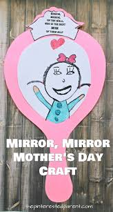 printable mirror craft for mom u2013 the pinterested parent