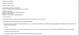 nissan pathfinder service manual 2006 nissan pathfinder the alternator power steering pulley belt