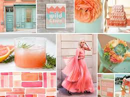 mint wedding decorations great coral colored wedding decorations 1000 images about wedding