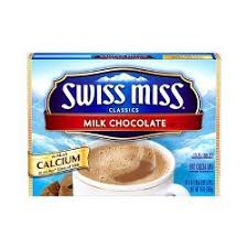 swiss miss light cocoa k cups swiss miss sensible sweets diet cocoa mix 8 ct target