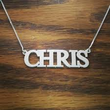 man name necklace images Man 39 s name necklace my name necklace for man personalized etsy jpg