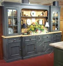 custom french country china cabinet hutch as shown with extras