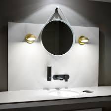 glamorous bathroom gold lights light pull wall ceiling sconce bar