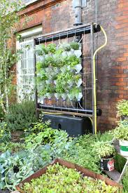 indoor vertical herb garden system this garden featured a