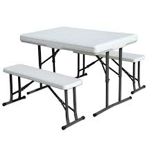 Folding Picnic Table Designs by Traveling Practical Picnic Equipment With Folding Table And Seat