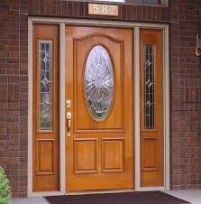 Exterior Door Wood Doors Decora Craftsman Collection Dd4234 Exterior Wood Doors