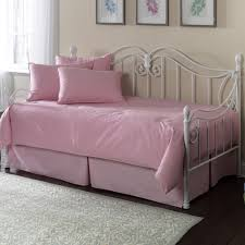 Single Metal Day Bed Frame Daybed Covers Trundle Designs Ideas And Decors Daybed Covers Ideas