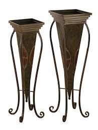 Marcel Home Decor Tall Plant Stands Ship Design