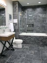 white tile bathroom ideas gray tile bathroom polished slate tiles gray and white tile bathroom