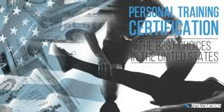 personal training certification the best choices in the united