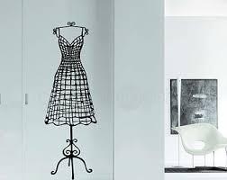 Wire dress form