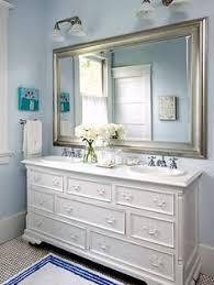 Mirrored Bathroom Vanity by How To Turn A Dresser Into A Bath Vanity Vanity Sink Dresser