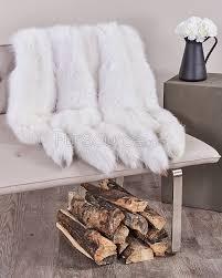 Deer Hide Tanning Companies White Arctic Fox Fur Pelts Tanned Skins Fursource Com