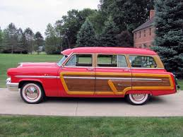 Hemmings Classic Car - 1953 mercury monterey for sale 1992152 hemmings motor news