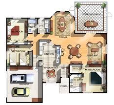 100 house floor plan ideas first floor bedroom house plans