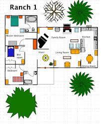 ranch home floor plans 7 best house floor plans images on barndominium house
