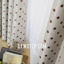 White Polka Dot Sheer Curtains Black Patterned Affordable Best Cheap Cool Sheer Curtains