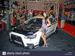 mitsubishi custom cars dc sports mitsubishi evo mr custom stock photo royalty free image