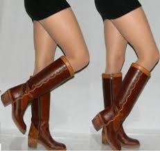 womens boots zip up jietu5510 collection autumn boots knee high boot