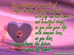 congratulate engagement congratulations for engagement poems for engagement card