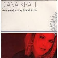 diana krall merry christmas cd discogs