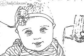 bible coloring pages baby moses jesus puppy printable