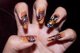 lovely animal nail art ideas for girls who love cute trend to wear