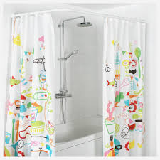 Bath Bliss Curved Shower Rod Curved Shower Curtain Rod Tension Mount Amazing Bendable Curtain