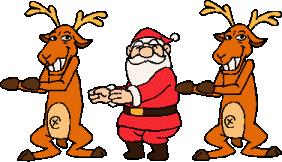 imagenes animadas de renos de navidad gifs animados de renos de navidad animaciones de renos de navidad