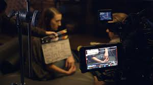 learning cinematography 2 working on set