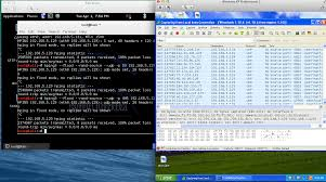 Linux Route Flags Ddos Attack Using Hping Command In Kali Linux Fzuckerman