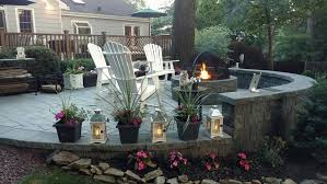 Fire Pit With Water Feature - keep these basics in mind when pitching fire pits to clients