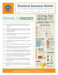 Fire Evacuation Plan Office by Atlanta Ga Office Of Emergency Preparedness