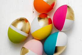 easter eggs decorated pictures alternative and easy ways to decorate easter eggs moco choco