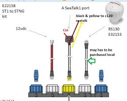 plz help with seatalk the hull truth boating and fishing forum