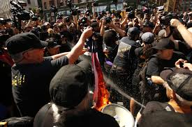 Is There A Law Against Burning The American Flag Please Ignore The Man With The Bullhorn U0027 A Reporter U0027s Diary From