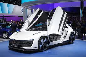 Volkswagen Golf Gte Sport Concept Frankfurt 2015 Photo Gallery