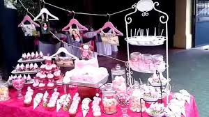 candy bar baby shower cartago le fontie youtube