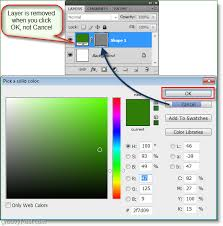 how to enable the color picker shortcut in photoshop cs3 and cs4