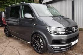 volkswagen kombi interior vw transporter t6 t32 swb 180dsg 4motion h line indium grey kombi