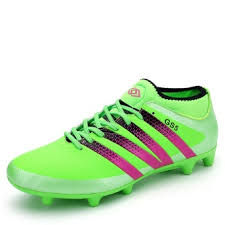 buy soccer boots malaysia pinsv mens outdoor football shoes boots spike soccer shoes green