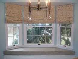 bay window coverings