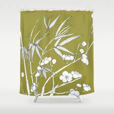 Plum Flower Curtains Romanticflowers Shower Curtains Society6