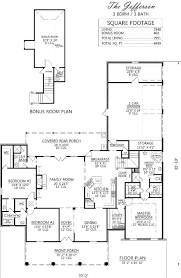 jefferson floor plan madden home design the jefferson