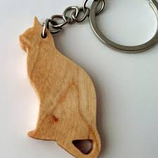 wooden keychains shop wood keychain on wanelo