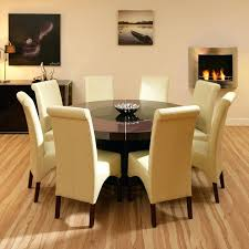 8 chair dining table elegant round dining table captivating modern round dining table for