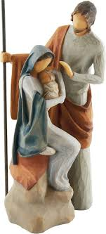 best 25 willow tree nativity ideas on
